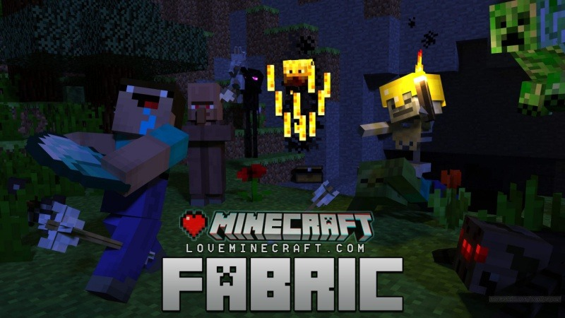 How to install Mods with Fabric 1.14