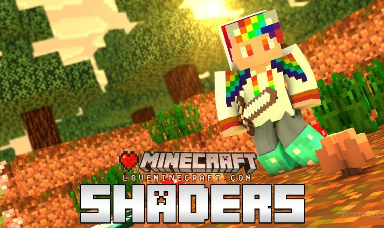 Shaders Mod 1 14 4 and 1 13 2 - Minecraft Shaders Packs