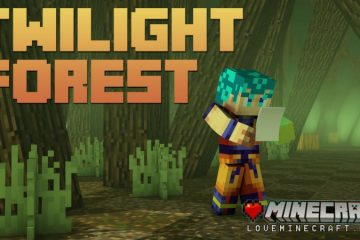 Twilight Forest mod 1.14.2