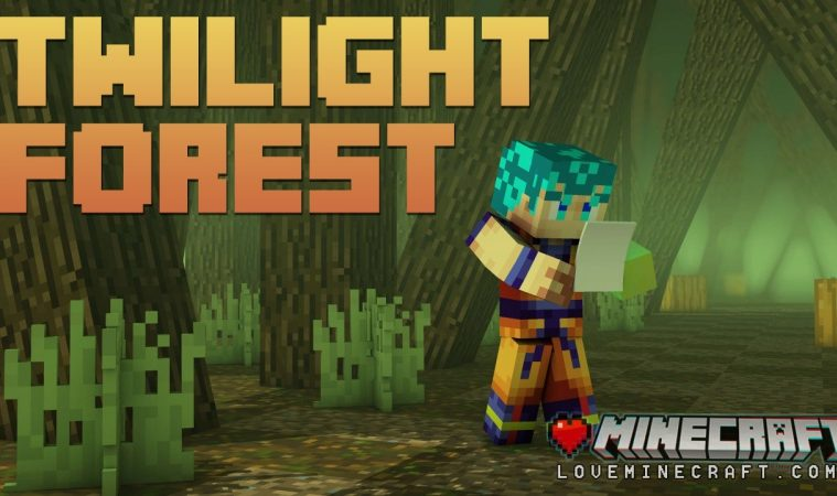 Twilight Forest mod 1.14