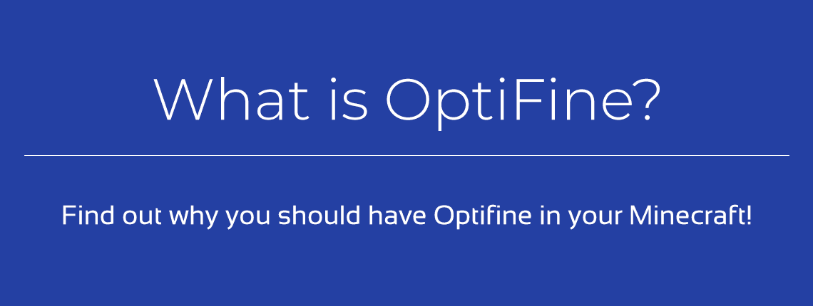 What can you do with Optifine 1.14.2?