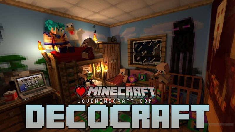 Decocraft Mod 1 16 2 1 16 3 1 15 2 Adds 173 Decorations Loveminecraft